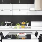 Funkcjonalne i gustowne wnętrze mieszkalne dzięki sprzętom na indywidualne zlecenie